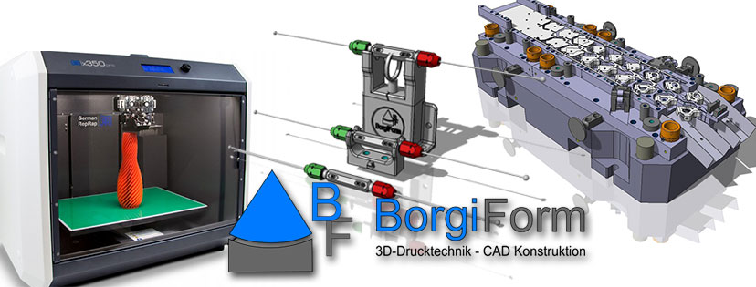 3D Druck und RC Fliegerei